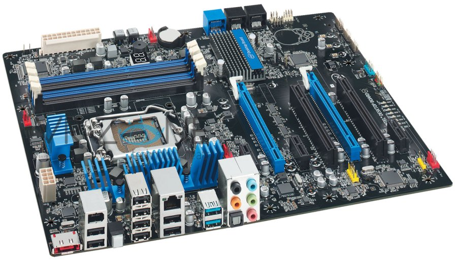 Intel Intros Two Extreme Series Z68 Boards Two More Coming