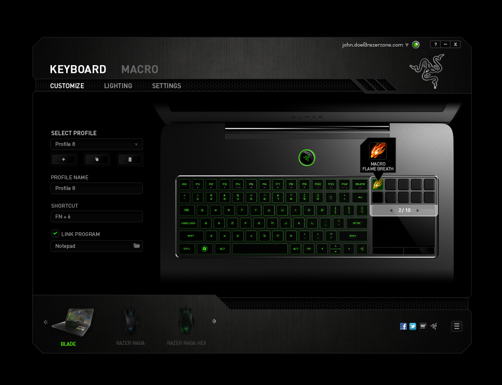 Razer Synapse 2 0 Rolling Out To Gamers Now