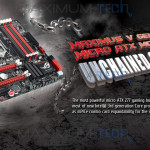 ASUS ROG Maximus V GENE LGA1155 Z77 Motherboard Detailed