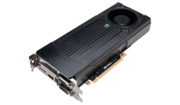 NVIDIA GeForce GTX 760 Final Specifications