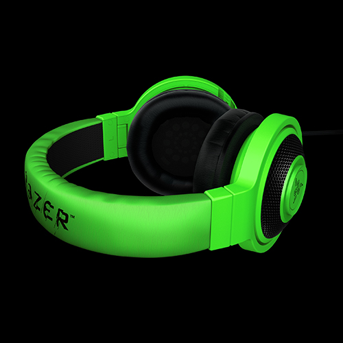 Razer Launches Kraken Gaming Headsets Pro Has A Pull Out Mic
