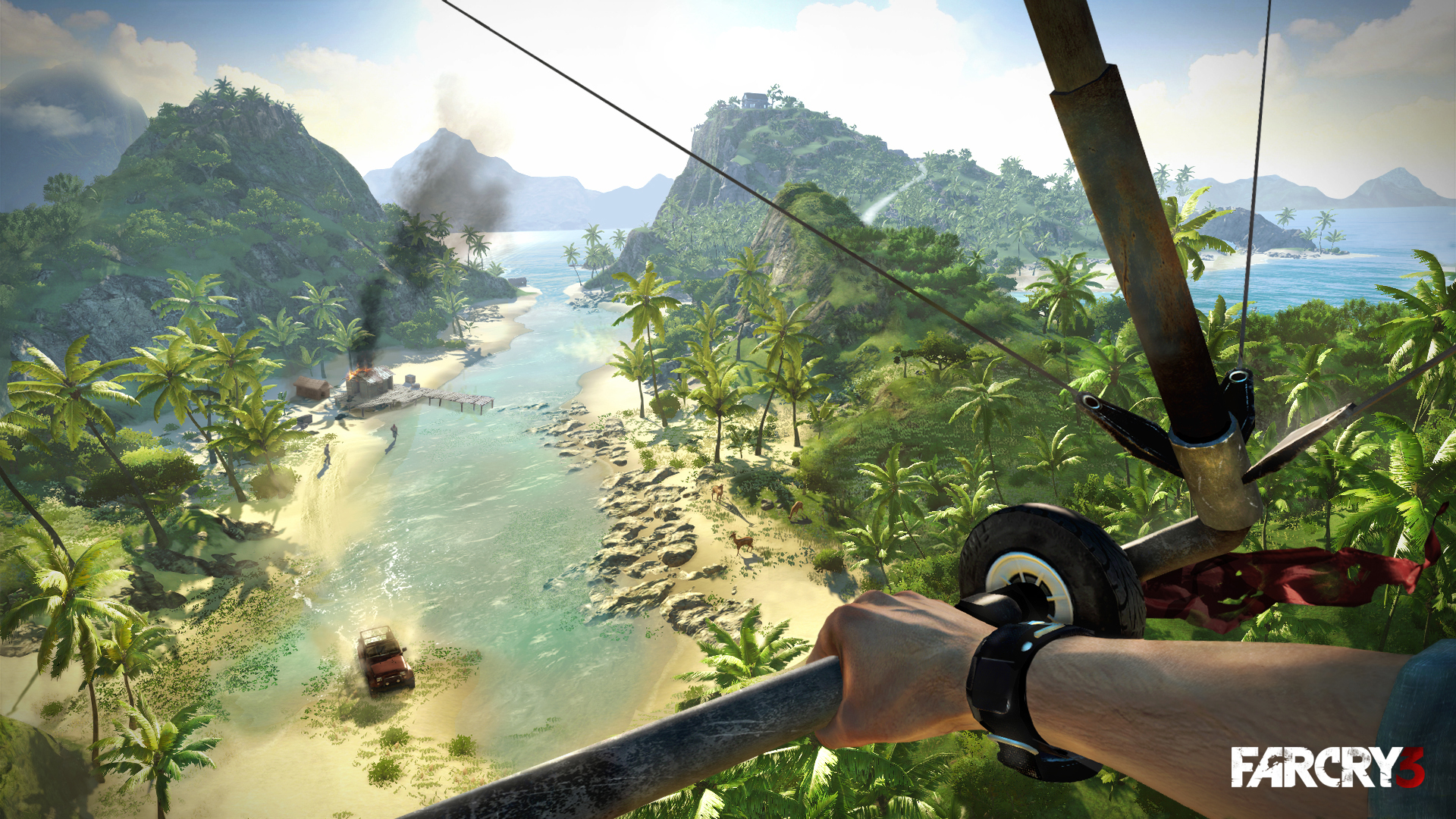 Far Cry 3 Pc Patch Fixes Bugs And Adds Hud Customization