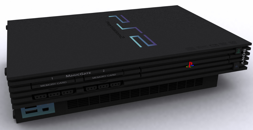 Playstation 2 Console ...