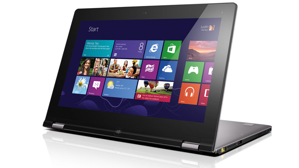 Lenovo Announces IdeaPad Yoga 11S and ThinkPad Helix at ...
