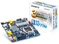 Gigabyte Mini-ITX H77TN Motherboard_1