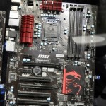 MSI Reveals Three New Gaming Series Motherboards at CeBIT 2013