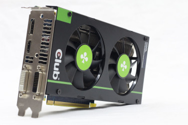 Club3D GeForce GTX 670 royalQueen