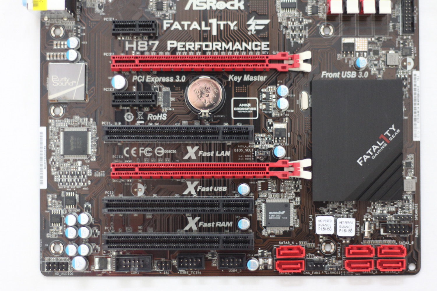 Driver for ASRock Fatal1ty H87 Performance