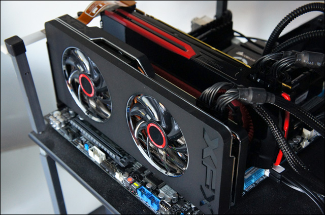 AMD Radeon R9 280X works with HD 7970 in Crossfire