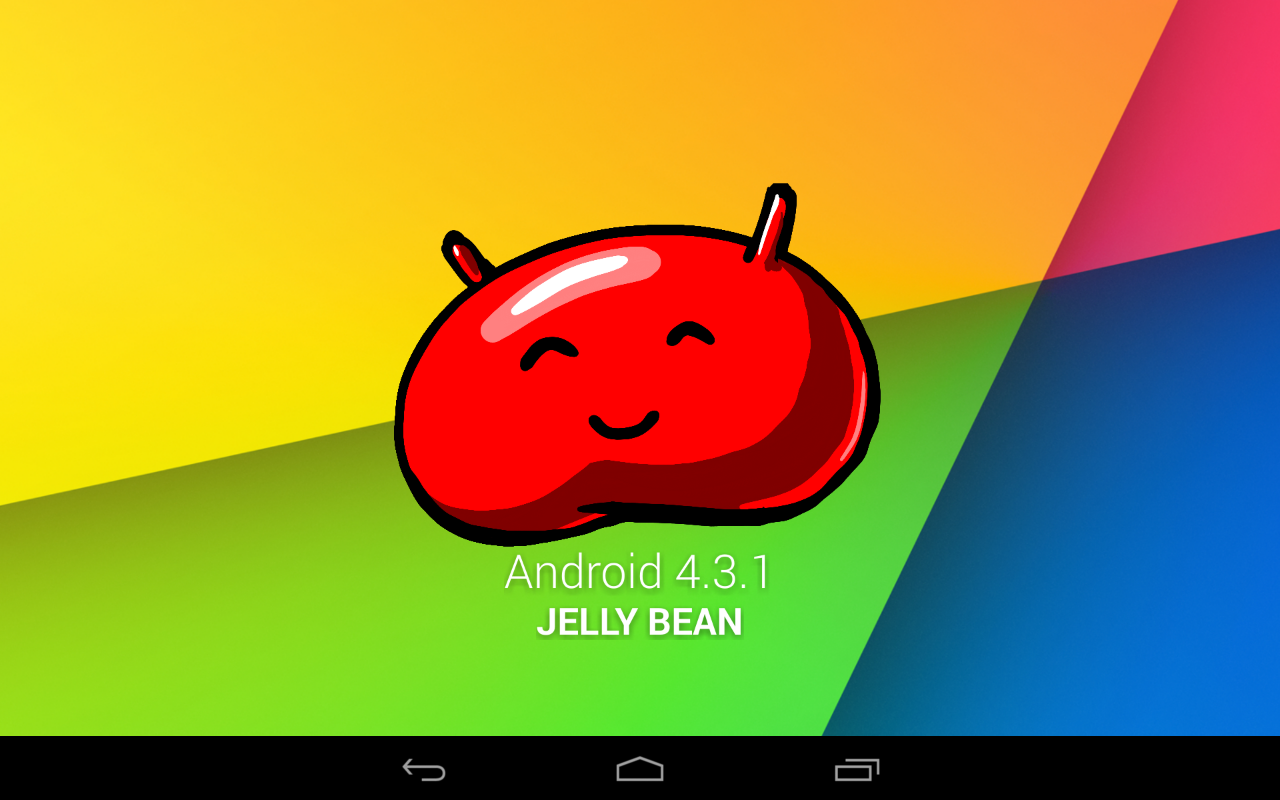 Android 4.3.1.