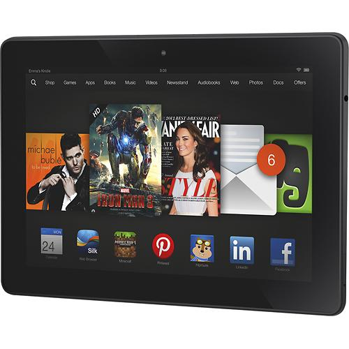 Amazon kindle fire hdx 8 9 review round up