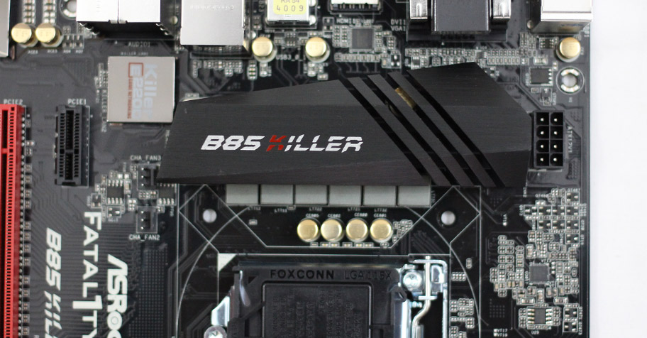 ASRock Fatal1ty B85 Killer Intel Chipset 64Bit