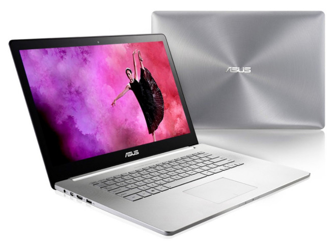 ASUS Zenbook NX500: a 15.6-inch Ultrabook with 4K UHD display