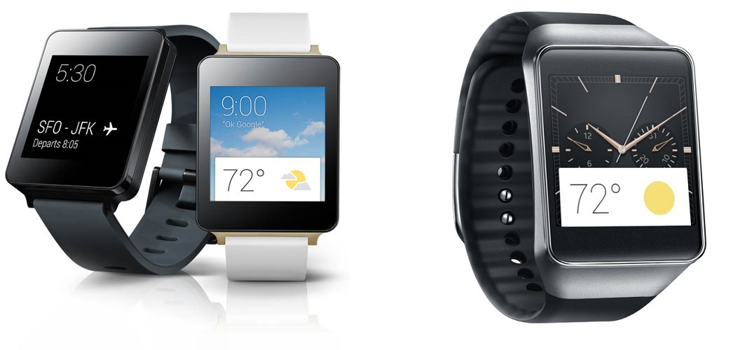 Android Wear Pre-order