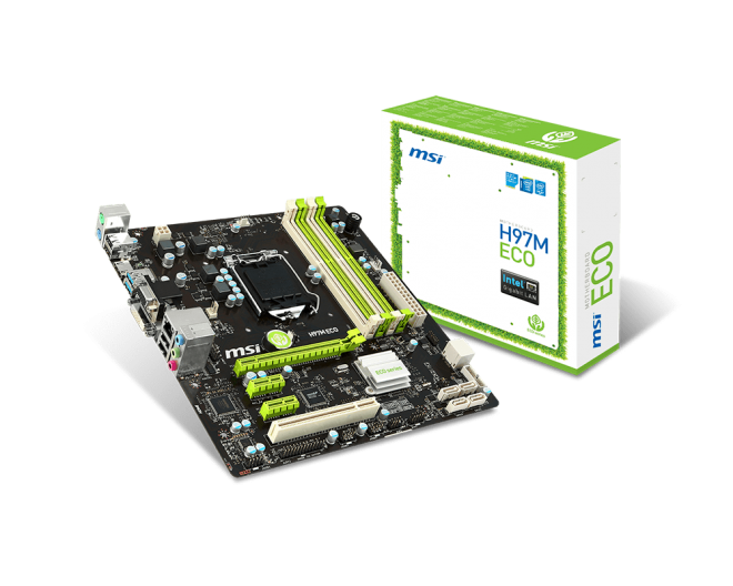 MSI ECO Motherboards _3