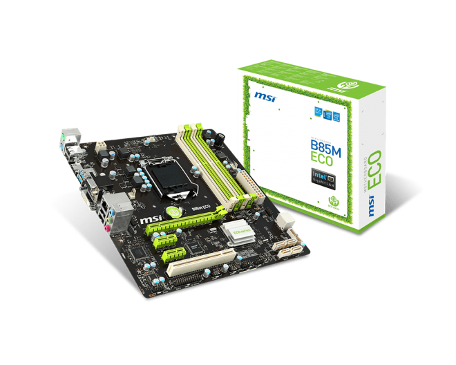 MSI ECO Motherboards _4