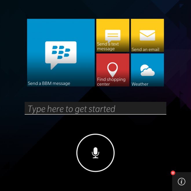 blackberry assistant 2