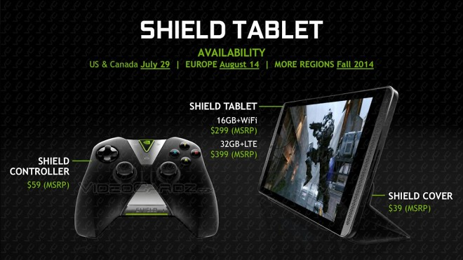 shield tablet ii
