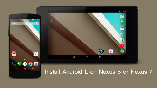 Android L Guide