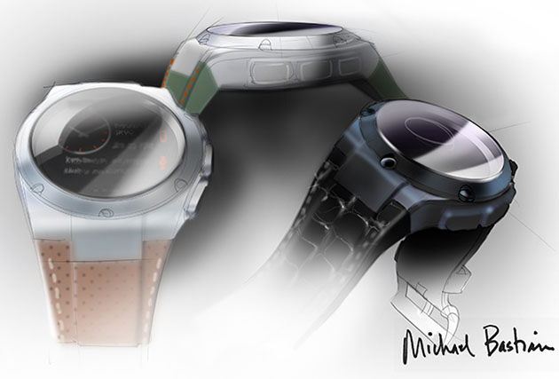 HP's Smartwatch _2
