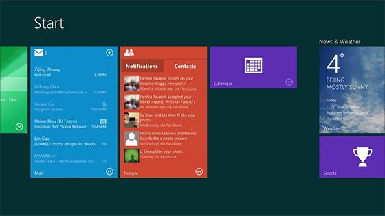 Windows 9 Modern UI 2.0 _2