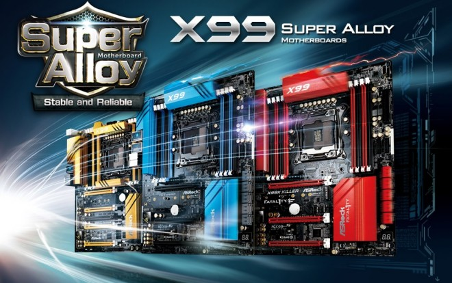 X99 Motherboards _1