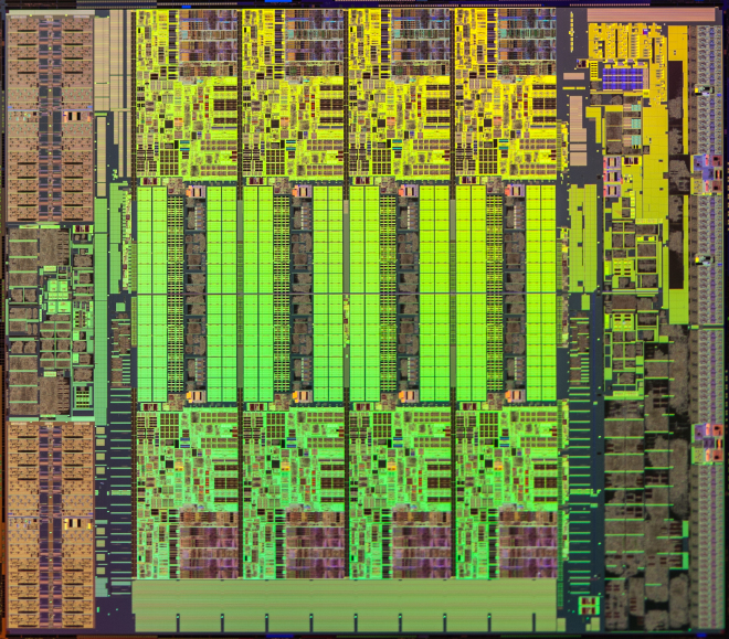 Intel Xeon E5-1600 v3 Die Diagram.