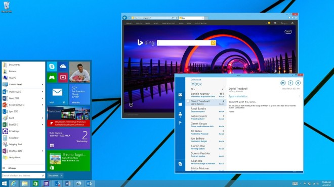 Windows 9 Preview Build 6.4.2829 _1