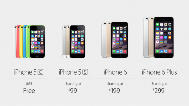iphone 6 price usa apple announces iphone 6 and iphone 6 plus 15057