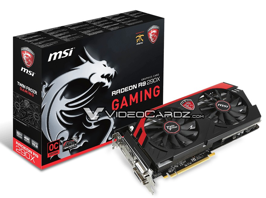 MSI Radeon R9 290X 8 GB UHD Gaming _1