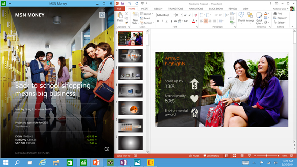 Windows 10 Technical Preview _4