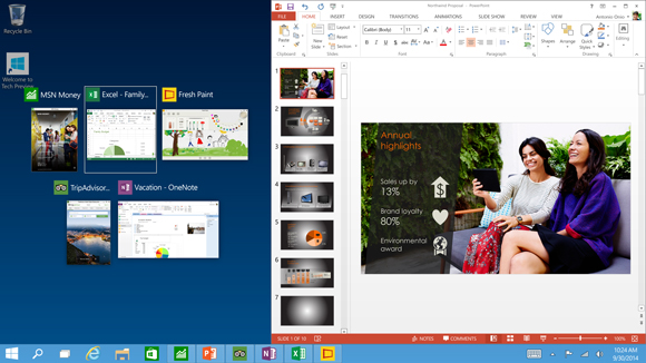Windows 10 Technical Preview _5