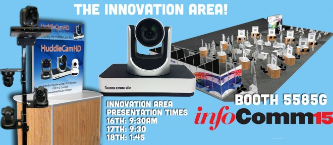 INFOCOMM_HuddleCamHD_Banner_innocation