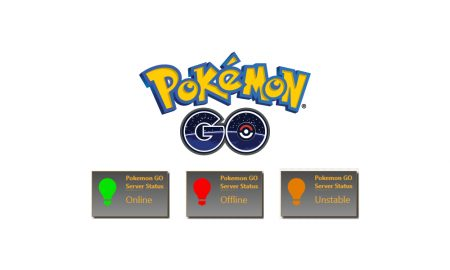 Pokemon GO Server Status