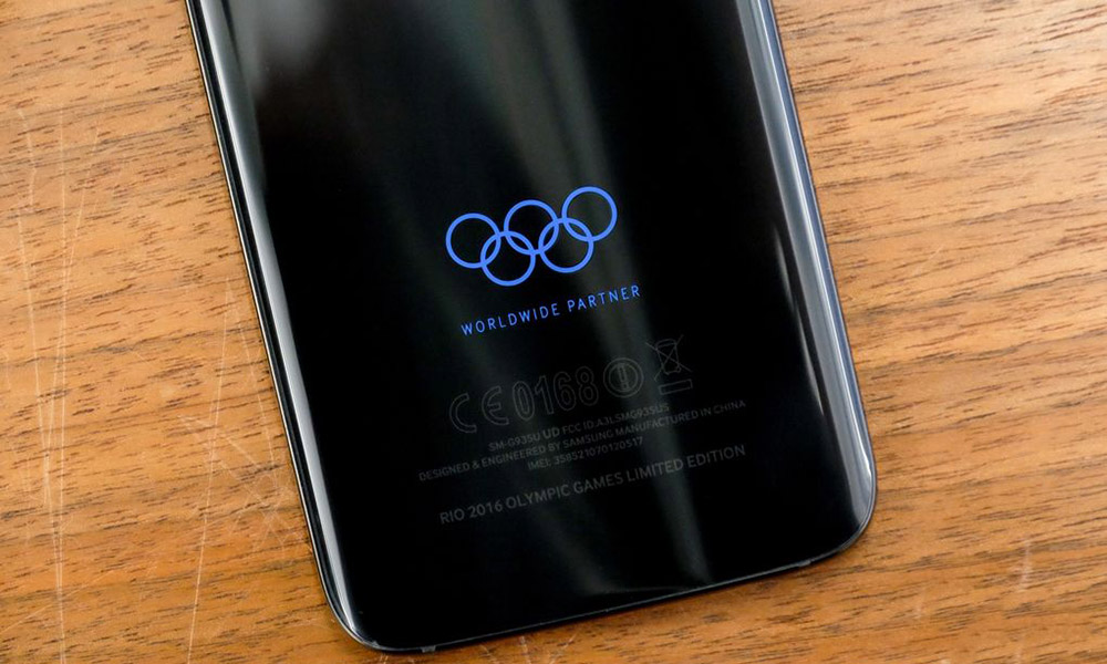 Samsung Galaxy S7 Edge Olympic Games