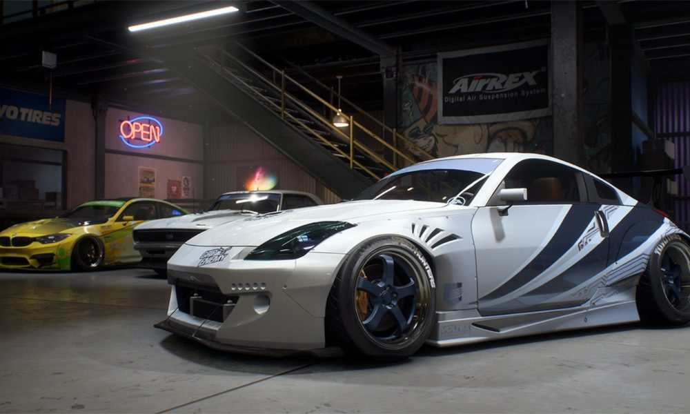 Need for speed Payback is introducing 74 new cars!
